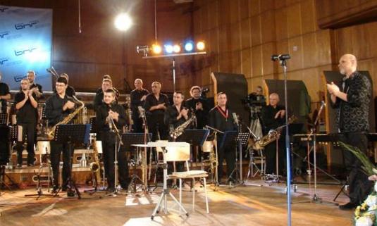 The Bulgarian National Radio Big Band